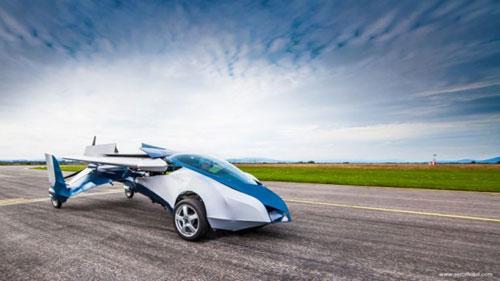 Създадоха летящ автомобил, първия в Света – ВИДЕО