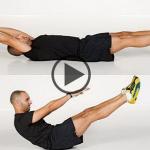 тренировка за коремни мускули