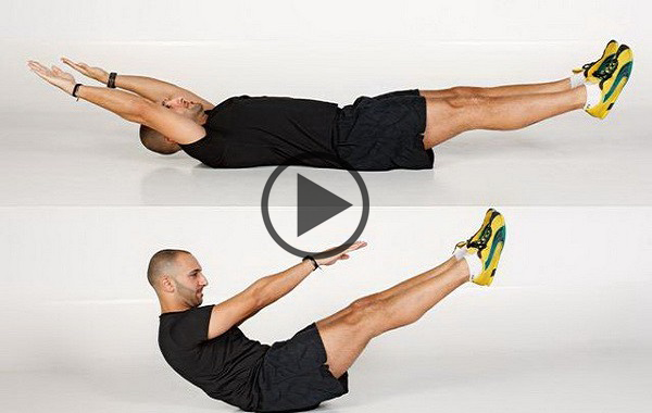 Тренировка за коремни мускули – Най-добрата тренировка