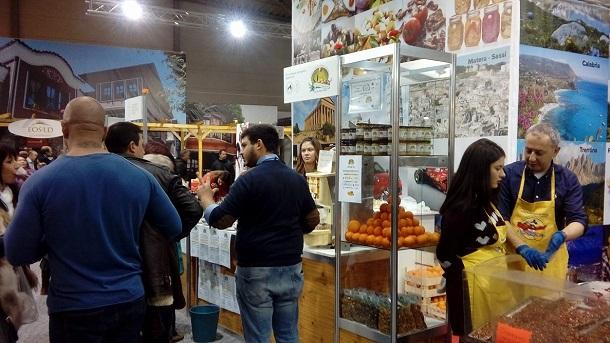 Фурор на био продуктите на Вкусове от Италия 2018