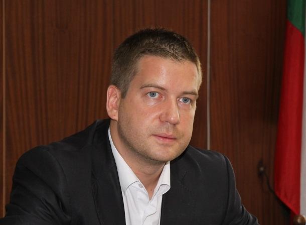 Кметът Живко Тодоров  с приз Добродетел на 2017