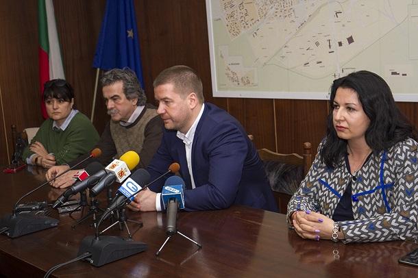 Обликът на парк Митрополит Методий Кусев няма да се променя