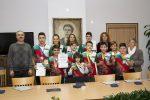 Наградиха медалистите на Стара Загора от Тайландската математическа олимпиада