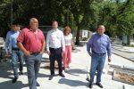 Борисов инспектира напредъка по европейските проекти в Стара Загора